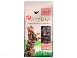 APPLAWS Dry Cat Chicken & Salmon (2kg)
