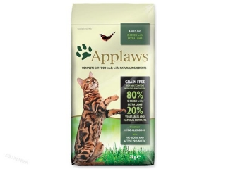 APPLAWS Dry Cat Chicken with Lamb (2kg)